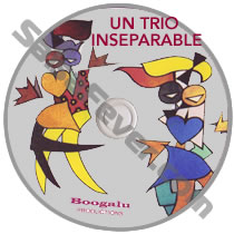 BOOGALU PRODUCTIONS - UN TRIO INSEPARABLE
