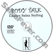 IRIS DE BRITO LADIES SALSA STYLING