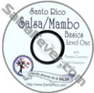 SANTO RICO - SALSA/MAMBO BASICS LEVEL 1