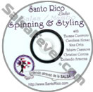 SANTO RICO - LADIES MAMBO/SALSA STYLING & SPINNING