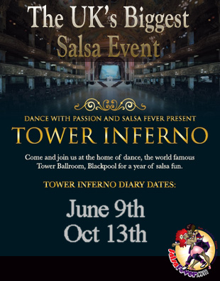 TOWER INFERNO SALSA